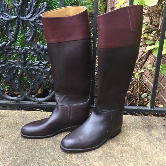 pretty nice 537ab 9415b Aigle French Wellington rain boots, size 9 US
